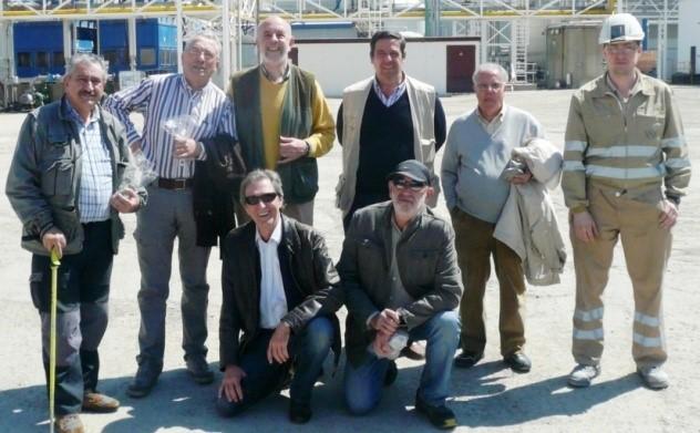 "Mina ""El Castellar"" en Villarrubia de Santiago (Toledo) –  24 abril 2013"