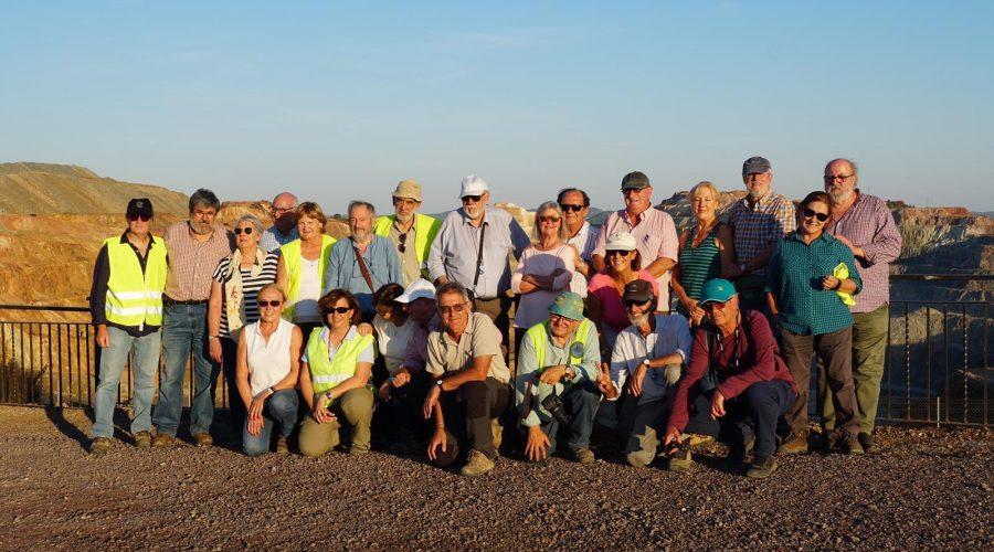 La mina de Riotinto y la Faja Pirítica Ibérica – 1 a 3 de octubre 2018